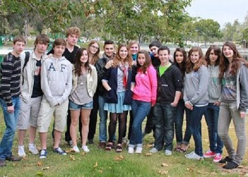 french students 2